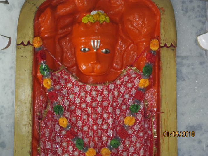Bandhey Hanuman sannidi at bittoor