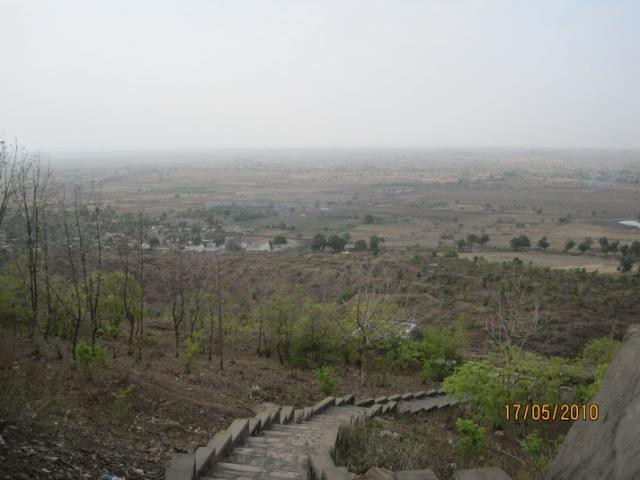 bird's eye view from Ramtek
