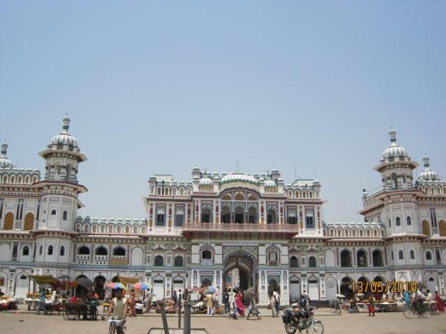 janakpuri temple