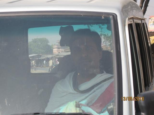 on way to Janakpur,Nepal