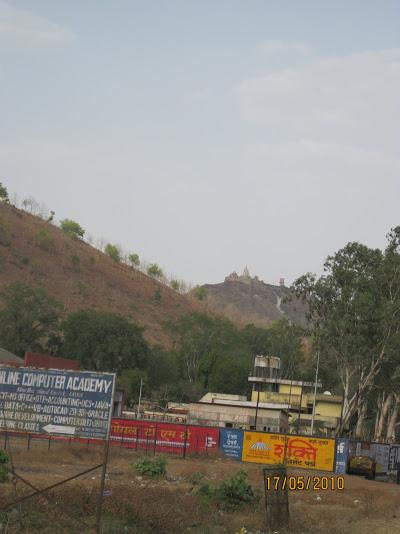 Ram temple at Ramtek near Nagpur