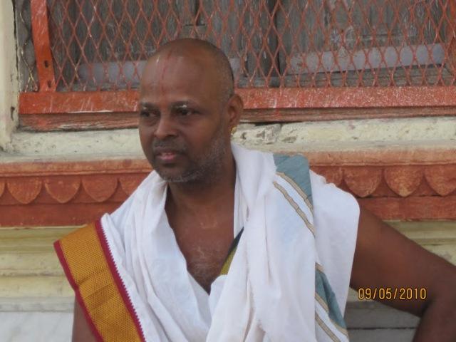 Sri Gomadam Swami at Ayodhya