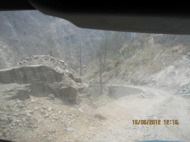 dhyanbadri route