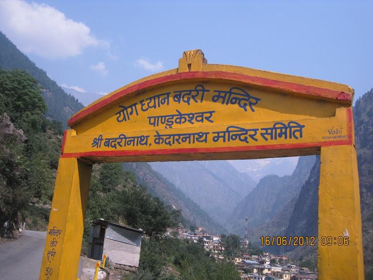 yogdhyan badri