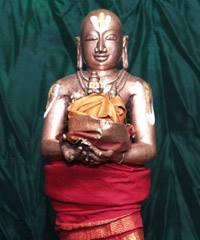 ugram viram maha-vishnum jvalantam sarvato mukham nrisimham bhishanam bhadram mrityur mrityum namamy aham