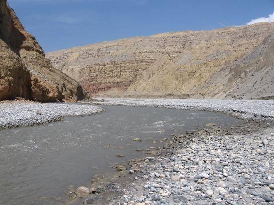 holy gandakee river