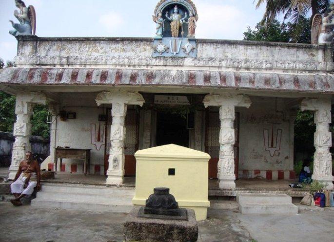 kazhiyur temple