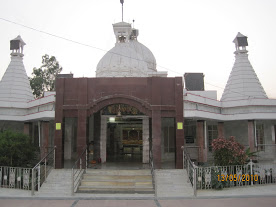 Sita's birth place temple, Sitamarhi