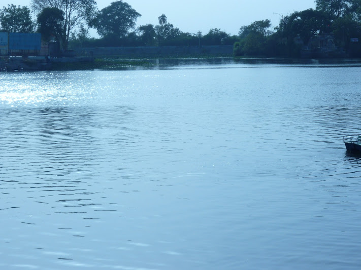 gomati river at Dakore Dwaraka