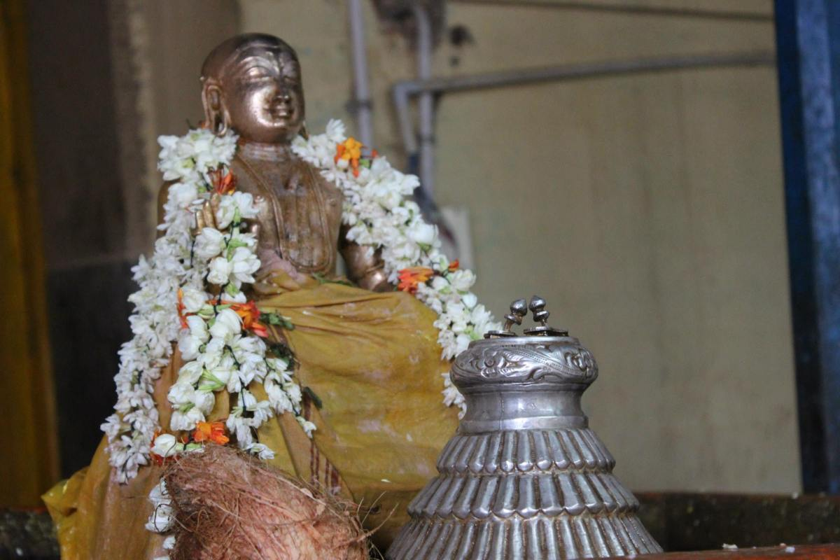 ...The foremost Srivaishnava  Acharyar....