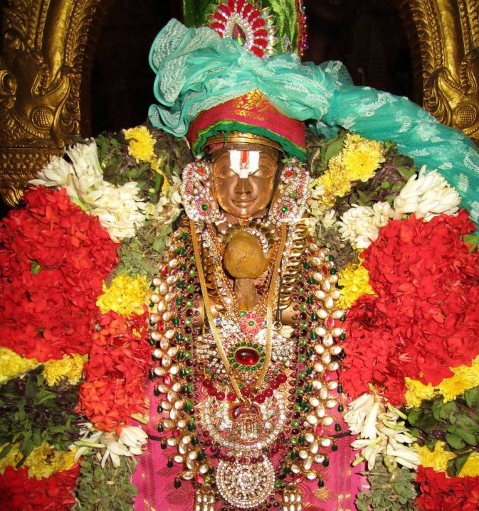 Sri Rangam - Raja Gopuram