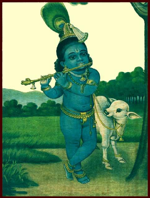 Krishnablue