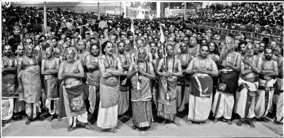 Thiruvegadam Archakas