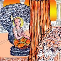 SRI  VISHNU  LOKA  MANI  MANDAPA  MARGADHYAYEE.....                    RAMANUJO VIJAYATE YATHIRAJA RAJA :