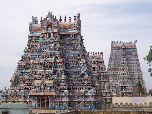 Srirangam Sri Ranganathaswamy Kovil