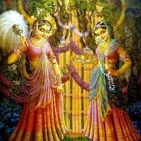 INDULEKHA SAKHI:RADHA-KRISHNA'S ASHTA SAKHI