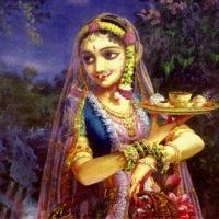 CHITRA SAKHI-RADHA-KRISHNA'S ASHTA SAKHI-