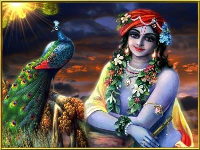 Flute Replies To Rukmini Question That Her Vacuum Is What Attracts Lord Krishna
