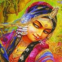 TUNGAVIDYA SAKHI-RADHA-KRISHNA'S ASHTA SAKHI