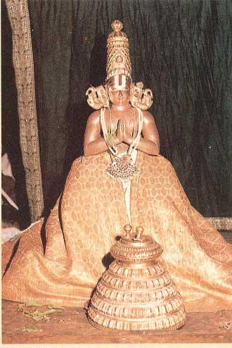 Thirumazhisai Azhvar Utsavar