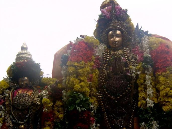 tmangai with kumudavalli
