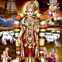 Godha devi ....the goddess                                                   who rules the  Supreme Lord ..