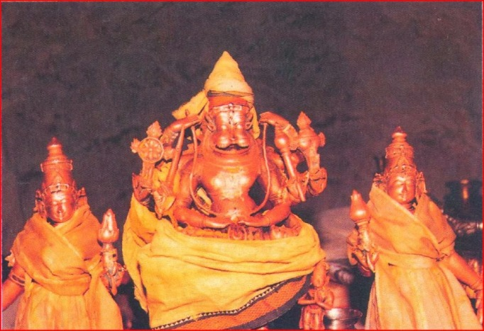 Sri Jwala Narasimhar - Ahobilam