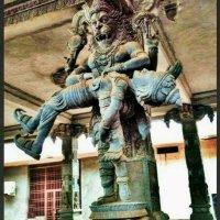 Lord Narasingha and the hunter.................................                    MAATHA NARASIMHA                           PITHA NARASIMHA                                          BRATHA NARASIMHA                          SAKHA NARASIMHA                            VIDYAA NARASIMHA                    DRAVINAM NARASIMHA                     SWAMI NARASIMHA                      SAKALAM NARASIMHA.....