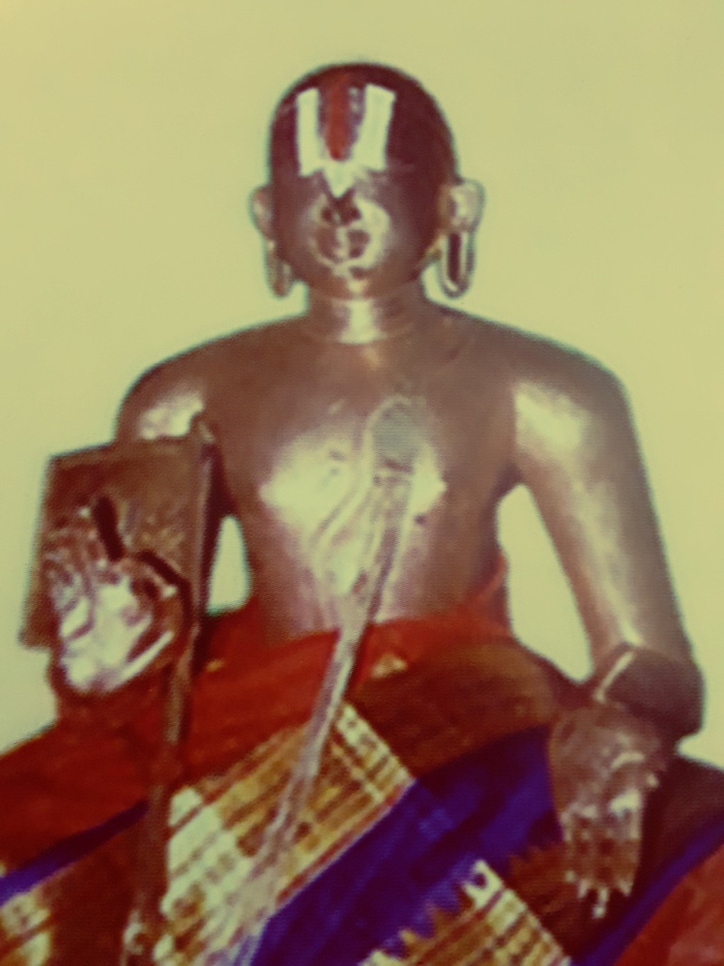 swamy ramanuja at Tirumala