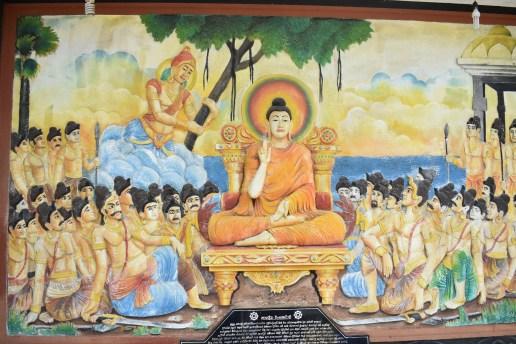 BUDDHIST MONASTERY NAGADWEEPA
