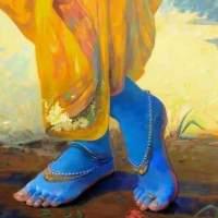 ' Jai Jai Ramakrishna Hari                  Jai Jai Vasudeva Hari'